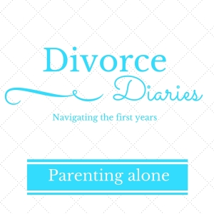 Divorce Parenting alone