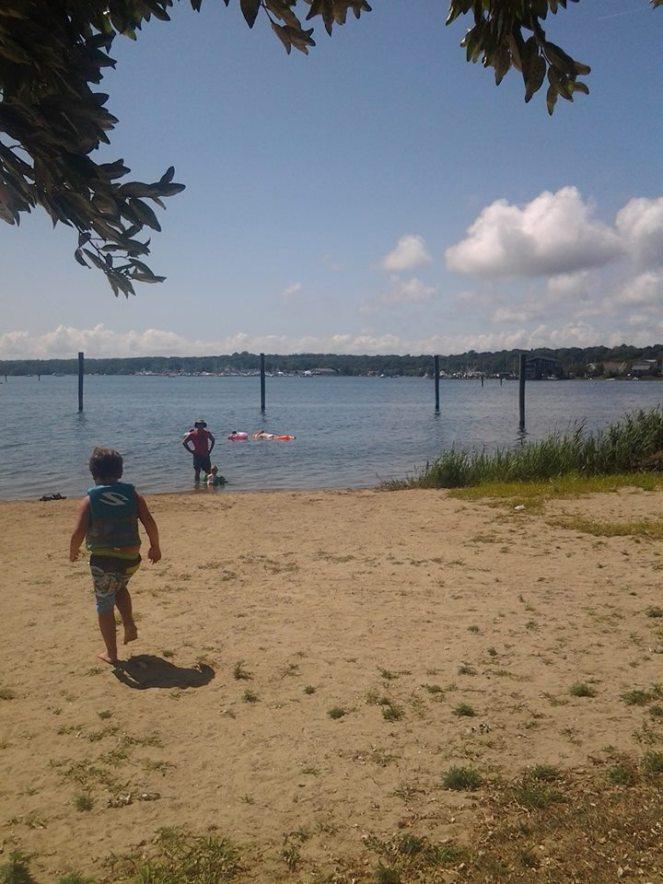 Logan beach1
