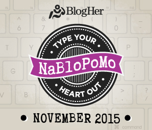 NaNoBlogPoMo